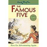 Famous Five: 2: Five Go Adventuring Againby Enid Blyton
