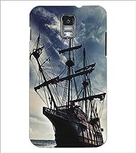 SAMSUNG GALAXY S4 MINI SHIP Designer Back Cover Case By PRINTSWAG