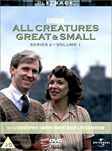 All Creatures Great and Small - Series 2, Volume 1 [3 DVDs] [UK Import]