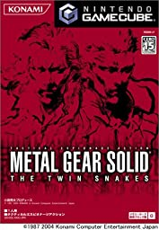 Metal Gear Solid: The Twin Snakes [Japan Import]