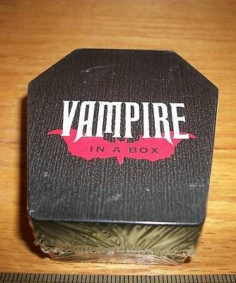 VAMPIRE IN A BOX - INSTANT VAMP COSTUME ACCESSORY KIT