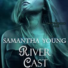 River Cast: The Tale of Lunarmorte, Book 2 (       UNABRIDGED) by Samantha Young Narrated by Lucinda Gainey