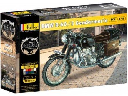 Heller-52992-Modellbausatz-BMW-R-605-Gendarmerie