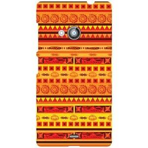 Printland Nokia Lumia 535 Back Cover High Quality Designer Case