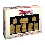 Fortifications Zpocalypse Aftermath Minatures Game Pack