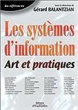 Les Systèmes d'information : Art et Pratiques