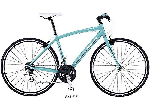 ビアンキ(BIANCHI) CYCLE 2016 CAMALEONTE-1 ALU (ALTUS/ACERA 3x8s) クロスバイク チェレステ 51