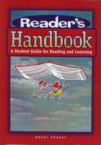 Reader's Handbook: A Students Guide for Reading and Learning (Readers Handbook)