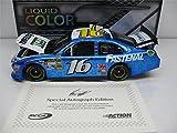 Greg Biffle 2012 Fastenal Nascar Unites 1:24 Autographed Liquid Color Nascar Diecast