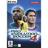 Pro Evolution Soccer 4 (PC/DVD)by Konami