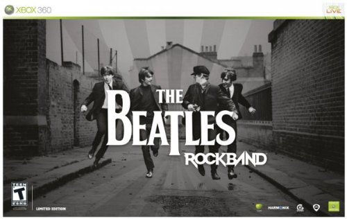 The Beatles Rock Band - Limited Edition Premium Bundle (Xbox 360)