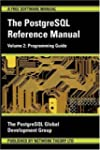 The PostgreSQL Reference Manual Volum...