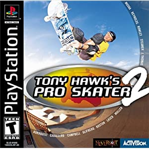 Online Game, Online Games, Video Game, Video Games, Tony Hawk's Pro Skater 2