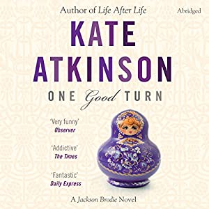 One Good Turn | Livre audio