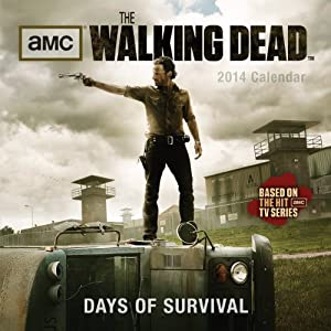 The Walking Dead 2014 Wall (calendar) from Sellers Publishing, Inc.