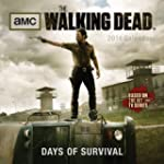 Walking Dead 2014 Wall (calendar)