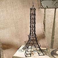 Eiffel Tower – Wire Sculpture 12″ Tall