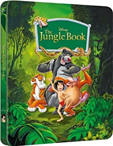 The Jungle Book (Limited Edition) [Blu-ray Steelbook]