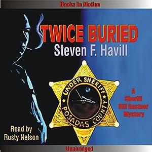 Twice Buried Audiobook