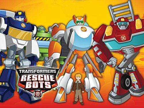 Transformers Rescue Bots Season 3