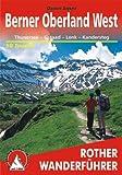 echange, troc Guide Rother - Berner Oberland West (en allemand)
