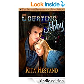 Courting Abby (Travers Brothers Series Book 2)