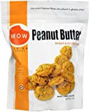 WOW Baking Company Peanut Butter Cookies Gluten Free -- 8 oz Each / Pack of 2