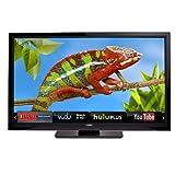 VIZIO E322AR 31.5-Inch 60Hz Class LCD HDTV with VIZIO Internet Apps (Black) (2012 Model) by VIZIO