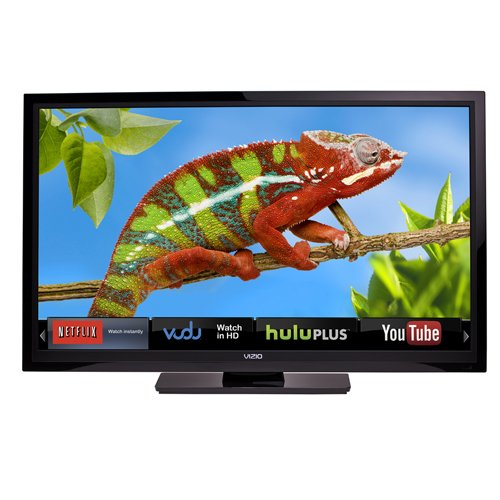 VIZIO E322AR 32-Inch 60Hz Class LCD HDTV with VIZIO Internet Apps (Black)