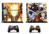 99skin Sticker® :Naruto Sticker Cover for Sony Ps4 Playstation 4 and 2 Controller Skins