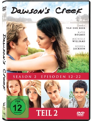 Dawson's Creek - Season 2, Vol.2 [3 DVDs]