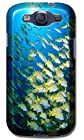 Top Quality Phone Accessories Under Sea World Beautiful Colorful Fishs Clean Water Special Design Cell Phone Cases Covers For Samsung Galaxy S3 i9300 No.6
