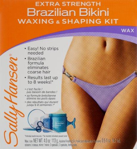 Sally Hansen Extra Strength Brazilian Bikini Waxing And