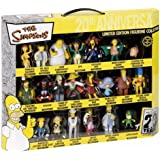 "The Simpsons - Merchandise - 21 Piece Limited Edition Figurine Set (Sizes: Between 2.5"" & 4"")"