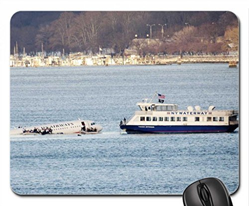 us-airways-a320-in-hudson-river-mouse-pad-mousepad-102-x83-x-012-inches