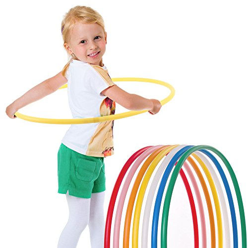 hoopomania-hula-hoop-per-bambini-bambini-hoopomania-kinder-hula-hoop-gelb-oe60cm-giallo-60-cm