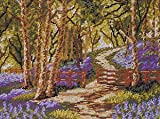 Bluebell Glade Tapestry Kit