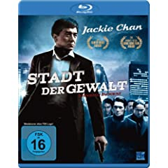 Jackie Chan - Stadt der Gewalt - Shinjuku Incident [Blu-ray]