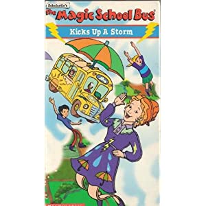 Magic School Bus: Kicks Up a Storm [VHS]