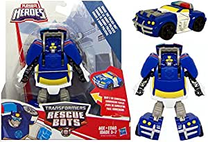 Playskool heroes transformers rescue bots - Playskool helmet heroes police officer ...