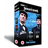 The Sherlock Holmes Collection (Peter Cushing) Collection [3 DVDs] [UK Import]von &#34;Peter Cushing&#34;