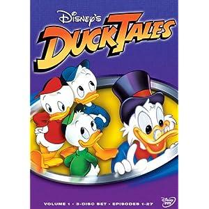 DuckTales - Volume 1 (1987)