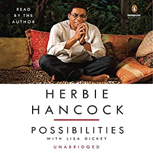 Herbie Hancock: Possibilities Audiobook