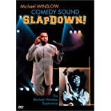 Michael Winslow: Comedy Sound Slapdown! ~ Michael Winslow