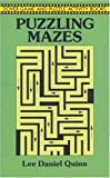 img - for Puzzling Mazes (Dover Game and Puzzle Activity Books) book / textbook / text book