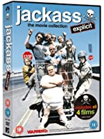 Jackass - The Movie Collection (1-3) [DVD]
