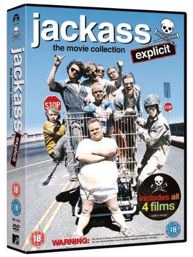 Jackass 1-3 [Edizione: Regno Unito]