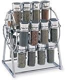 オールド トンプソン スパイスラック Olde Thompson 20-Jar Ferris Wheel Spice Rack