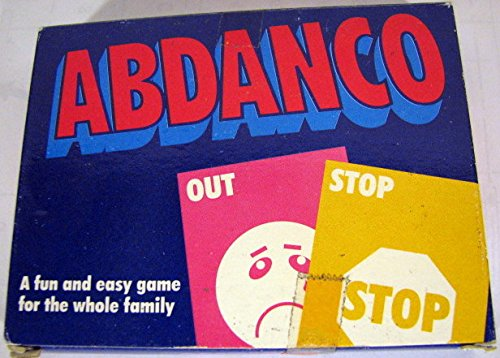Abdanco Card Game - 1