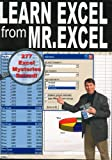 Learn Excel from Mr Excel: 277 Excel Mysteries Solved
